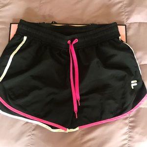🌸FILA Running Shorts